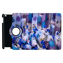 Advent Calendar Gifts Apple Ipad 3/4 Flip 360 Case