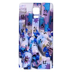 Advent Calendar Gifts Galaxy Note 4 Back Case