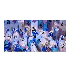 Advent Calendar Gifts Satin Wrap