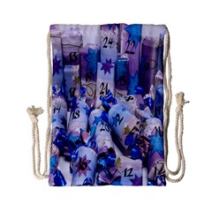 Advent Calendar Gifts Drawstring Bag (small)