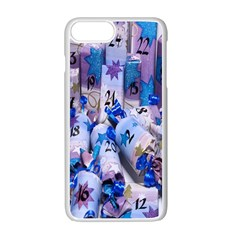 Advent Calendar Gifts Apple Iphone 7 Plus White Seamless Case