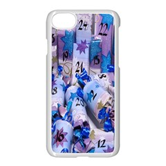 Advent Calendar Gifts Apple Iphone 7 Seamless Case (white)