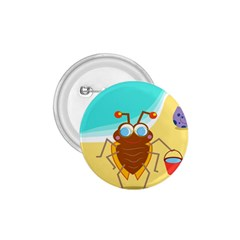 Animal Nature Cartoon Bug Insect 1 75  Buttons