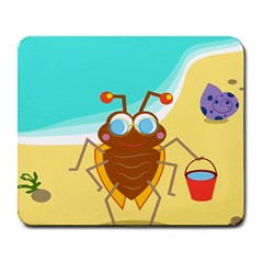 Animal Nature Cartoon Bug Insect Large Mousepads