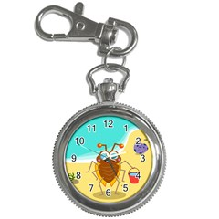 Animal Nature Cartoon Bug Insect Key Chain Watches