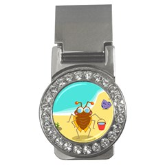 Animal Nature Cartoon Bug Insect Money Clips (cz)