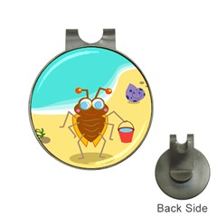 Animal Nature Cartoon Bug Insect Hat Clips With Golf Markers