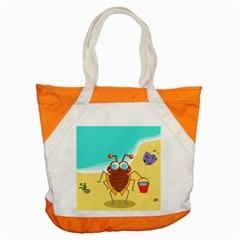 Animal Nature Cartoon Bug Insect Accent Tote Bag