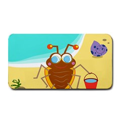 Animal Nature Cartoon Bug Insect Medium Bar Mats