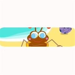 Animal Nature Cartoon Bug Insect Large Bar Mats