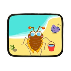 Animal Nature Cartoon Bug Insect Netbook Case (small)