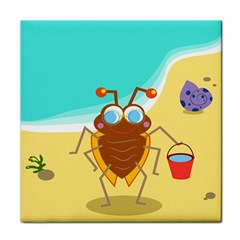 Animal Nature Cartoon Bug Insect Face Towel