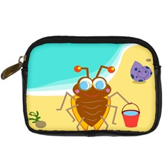 Animal Nature Cartoon Bug Insect Digital Camera Cases