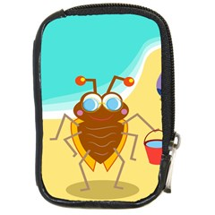 Animal Nature Cartoon Bug Insect Compact Camera Cases