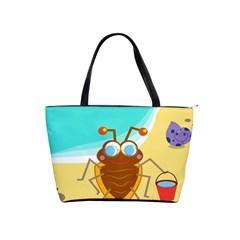 Animal Nature Cartoon Bug Insect Shoulder Handbags