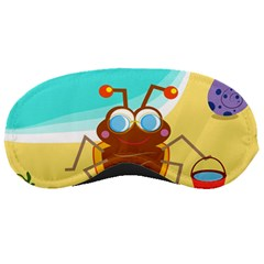 Animal Nature Cartoon Bug Insect Sleeping Masks