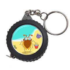 Animal Nature Cartoon Bug Insect Measuring Tapes