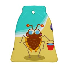 Animal Nature Cartoon Bug Insect Ornament (bell)