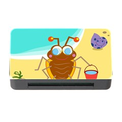 Animal Nature Cartoon Bug Insect Memory Card Reader With Cf