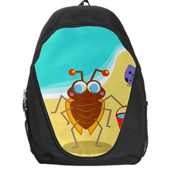 Animal Nature Cartoon Bug Insect Backpack Bag