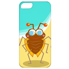 Animal Nature Cartoon Bug Insect Apple Iphone 5 Classic Hardshell Case