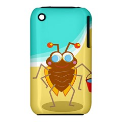 Animal Nature Cartoon Bug Insect Iphone 3s/3gs