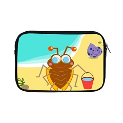 Animal Nature Cartoon Bug Insect Apple Ipad Mini Zipper Cases