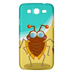 Animal Nature Cartoon Bug Insect Samsung Galaxy Mega 5 8 I9152 Hardshell Case