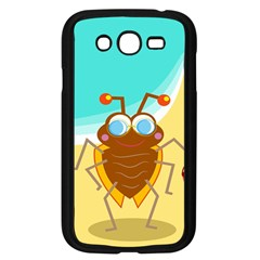 Animal Nature Cartoon Bug Insect Samsung Galaxy Grand Duos I9082 Case (black)