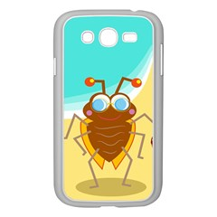 Animal Nature Cartoon Bug Insect Samsung Galaxy Grand Duos I9082 Case (white)