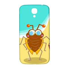 Animal Nature Cartoon Bug Insect Samsung Galaxy S4 I9500/i9505  Hardshell Back Case
