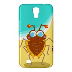 Animal Nature Cartoon Bug Insect Samsung Galaxy Mega 6 3  I9200 Hardshell Case