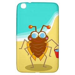 Animal Nature Cartoon Bug Insect Samsung Galaxy Tab 3 (8 ) T3100 Hardshell Case