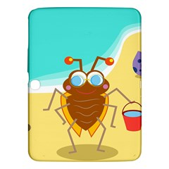 Animal Nature Cartoon Bug Insect Samsung Galaxy Tab 3 (10 1 ) P5200 Hardshell Case