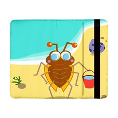Animal Nature Cartoon Bug Insect Samsung Galaxy Tab Pro 8 4  Flip Case