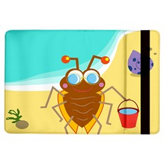 Animal Nature Cartoon Bug Insect Ipad Air Flip