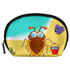 Animal Nature Cartoon Bug Insect Accessory Pouches (large)