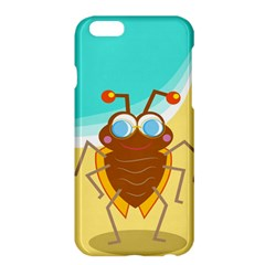 Animal Nature Cartoon Bug Insect Apple Iphone 6 Plus/6s Plus Hardshell Case