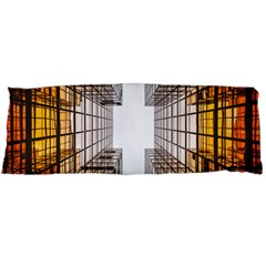 Architecture Facade Buildings Windows Body Pillow Case Dakimakura (two Sides)