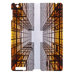 Architecture Facade Buildings Windows Apple Ipad 3/4 Hardshell Case