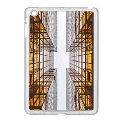 Architecture Facade Buildings Windows Apple Ipad Mini Case (white)