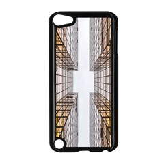 Architecture Facade Buildings Windows Apple Ipod Touch 5 Case (black)