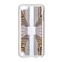 Architecture Facade Buildings Windows Apple Ipod Touch 5 Case (white)