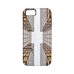 Architecture Facade Buildings Windows Apple Iphone 5 Classic Hardshell Case (pc+silicone)