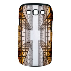 Architecture Facade Buildings Windows Samsung Galaxy S Iii Classic Hardshell Case (pc+silicone)