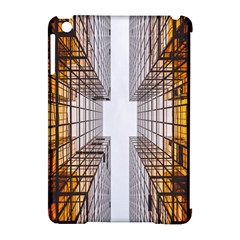 Architecture Facade Buildings Windows Apple Ipad Mini Hardshell Case (compatible With Smart Cover)