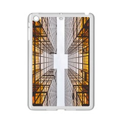 Architecture Facade Buildings Windows Ipad Mini 2 Enamel Coated Cases