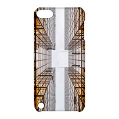 Architecture Facade Buildings Windows Apple Ipod Touch 5 Hardshell Case With Stand