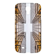 Architecture Facade Buildings Windows Samsung Galaxy S4 I9500/i9505 Hardshell Case