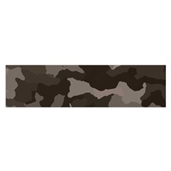 Background For Scrapbooking Or Other Camouflage Patterns Beige And Brown Satin Scarf (oblong) by Nexatart